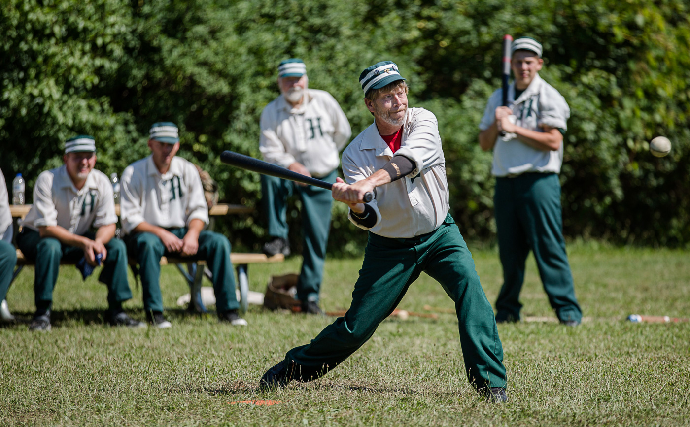 11th Annual Vintage Base Ball Festival